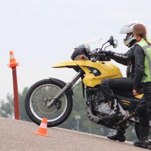 Bochtentraining motormeiden