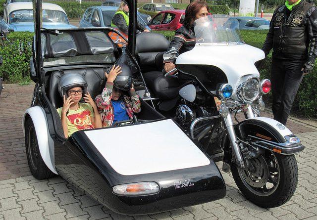 HD Electra Glide Police bike