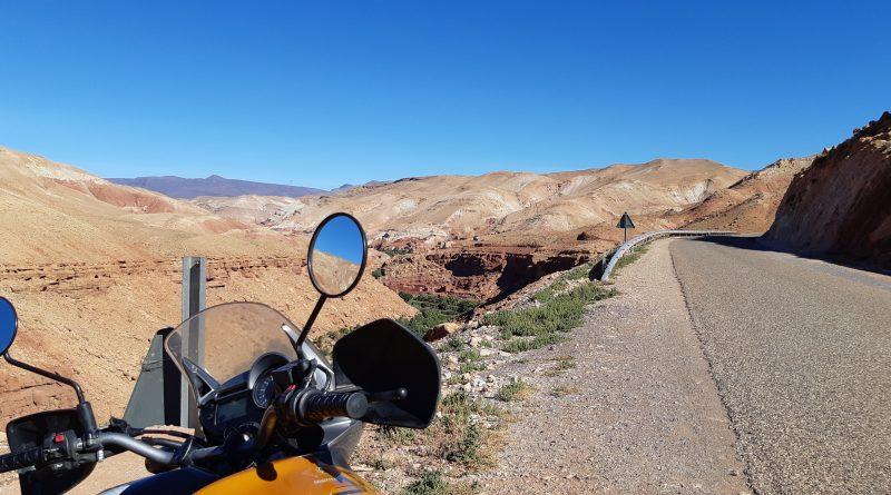 motorreis marokko