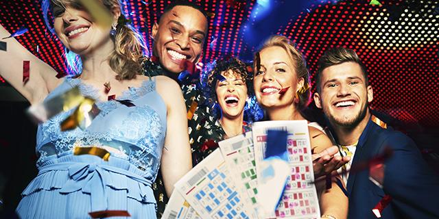 Bingobeeld party holland casino
