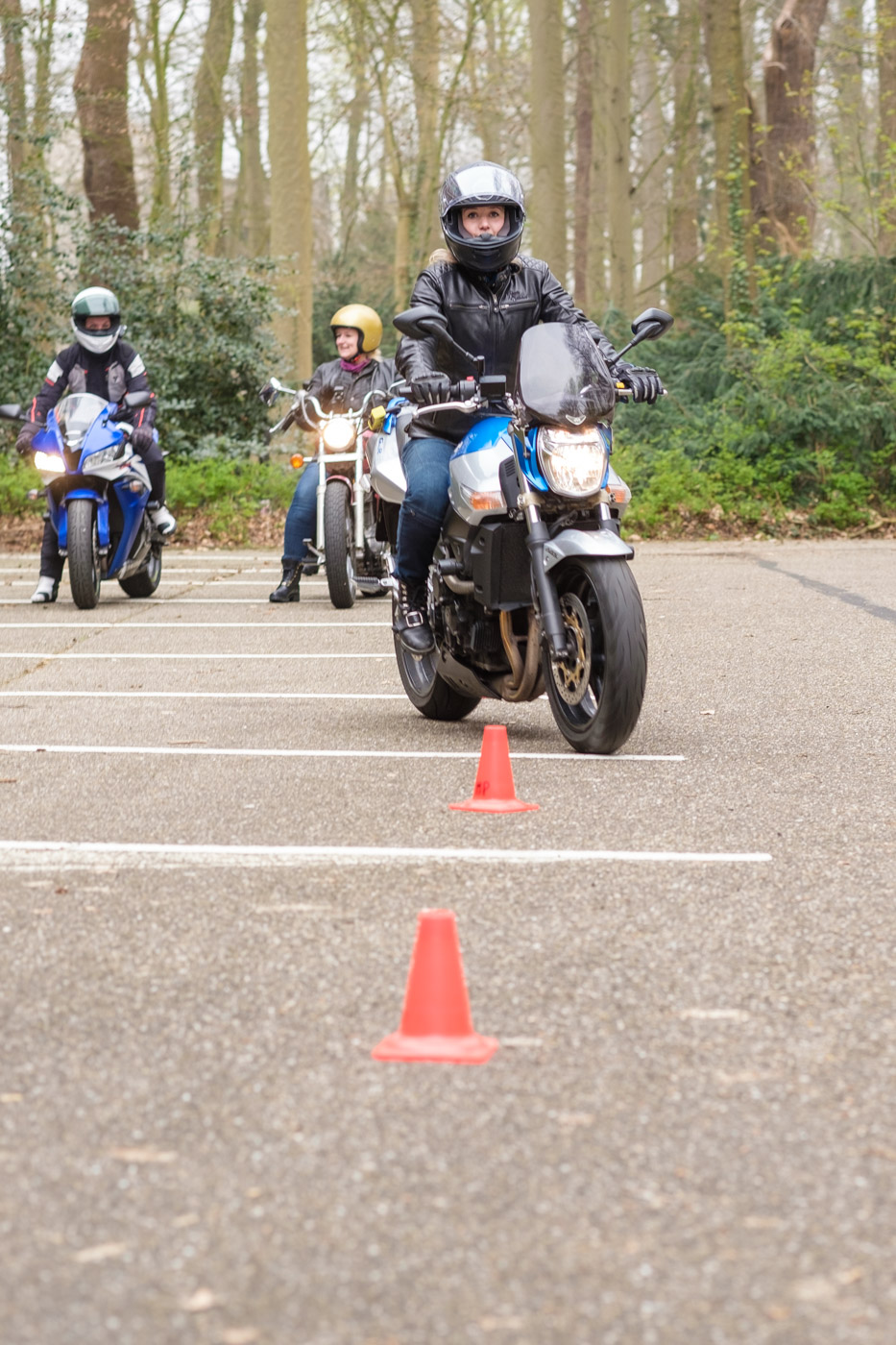 Knmv Training Motormeiden
