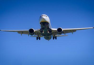 vliegtuig motorpak