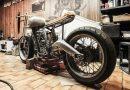 Motor wordt zomerklaar gemaakt