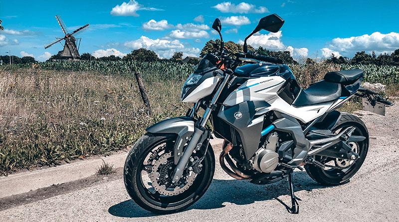 CF Moto 650NK
