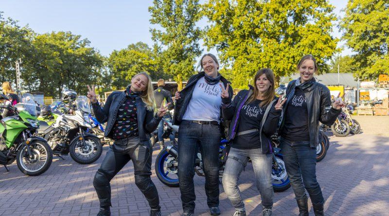 AANMELDEN: Motormeiden ritten-team | Help jij mee?