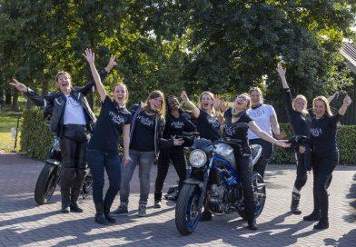 Motormeiden Vakantie-rit met Eiland & Bergen (24 april Limburg)
