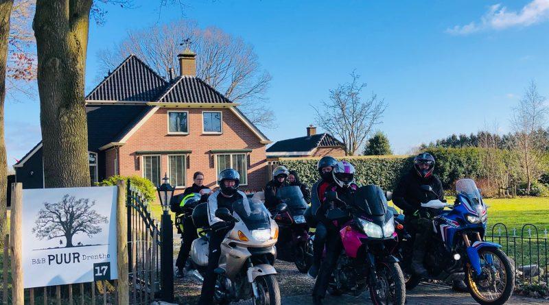 Ritje: PUUR genieten in Drenthe en langs de Hunebedden– 8 mei