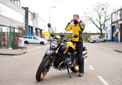 Pando Moto skin legging: Een motorlegging die aanvoelt als een tweede huid