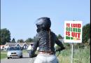 Voorkom wegafsluitingen voor motoren: Te Luid Geluid Is Uit!