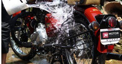 Motormeiden wasstraat-rit | Terschuur